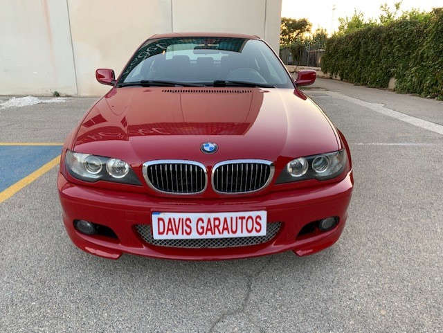bmw 320 frontal