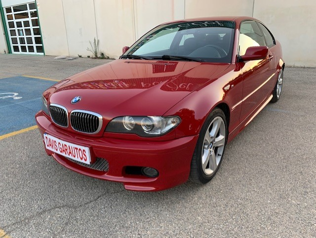 bmw 320 lateral